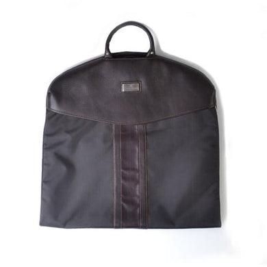 Martin Dingman Coachman Garment Bag (Dark Brown)