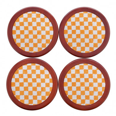 Smathers & Branson Tennessee Checker Coaster Set