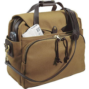 Filson Padded Computer Bag (Tan)