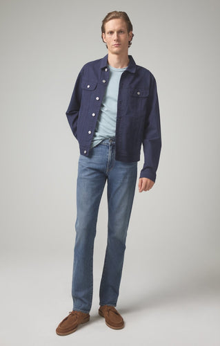 Citizens of Humanity Gage Classic Straight Denim (Blue Haze)