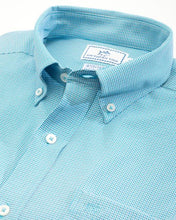 Load image into Gallery viewer, Southern Tide Performance Sport Shirt (Micro Tattersall)