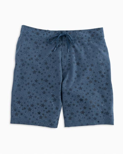 Southern Tide Swim Short (Dark Denim Stargaze)