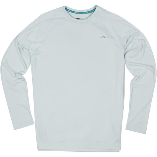 Genteal Apparel Brrr Long Sleeve Performance T-Shirt