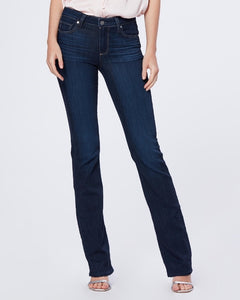Paige Petite Manhattan Bootcut, The 101 (Transcend)