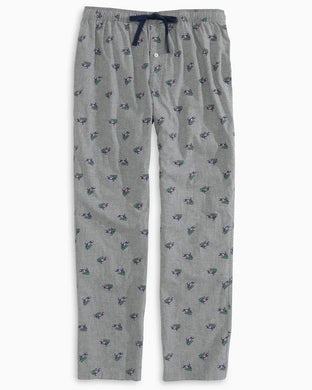 Southern Tide Sprucin' Around Holiday Lounge Pants