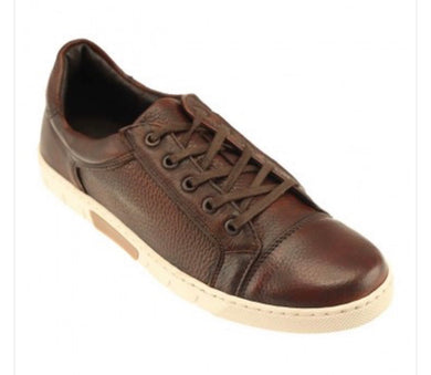 T.B. Phelps Men's Tribecca Sneaker (Chestnut)