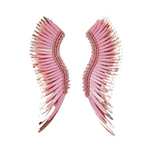 Load image into Gallery viewer, Mignonne Gavigan Madeline Earring (Blush/Rose Gold)