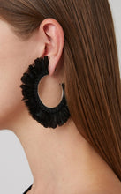 Load image into Gallery viewer, Mignonne Gavigan Feather Fiona Hoop Earring
