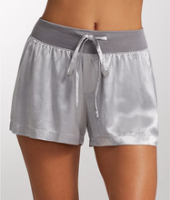 Load image into Gallery viewer, PJ Harlow Sleep Satin Shorts