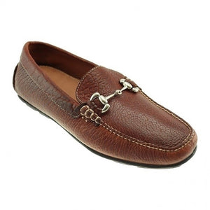 T.B Phelps Men's Cassity Driver Shoe (Walnut)