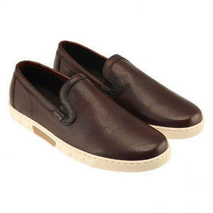 T.B. Phelps SoHo Shoe (Chestnut) - Final Sale