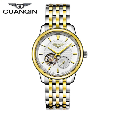 Men Luxury Brand GUANQIN Business Wristwatches