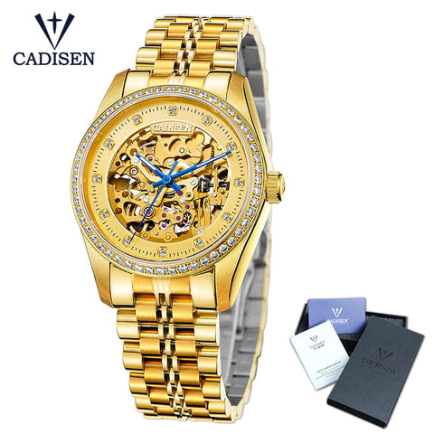 CADISEN Luxury Classical Automatic WristWatch