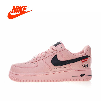 Original Nike Air Force 1 X Supreme X The North Face Women