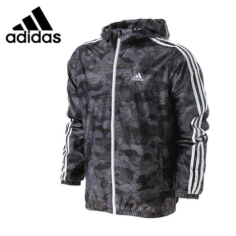 Original Performance WB CAMO AOP Jacket Hooded