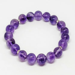 Amethyst Healing Crystals Jewelry
