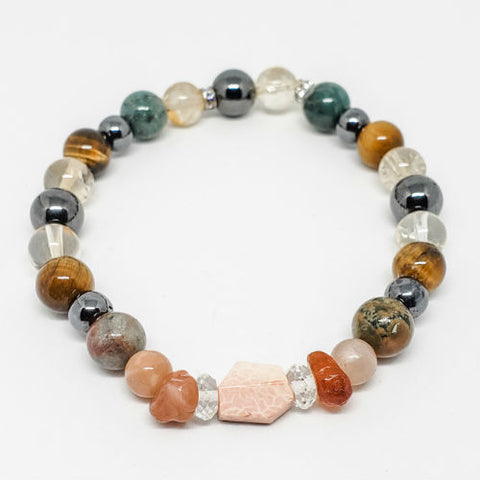 Image of Personal Power Healing Crystals Bracelet