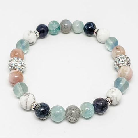 Crystals for The Mind Bracelet