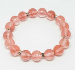 Pink Tourmaline Healing Crystals Jewelry
