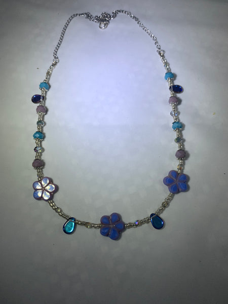 Czech Glass Handmade Necklace