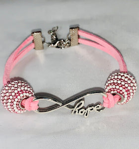 Breast Cancer Hope Bracelet
