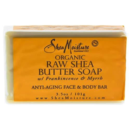 Shea Butter Bar Soap - Nature's Cosmos