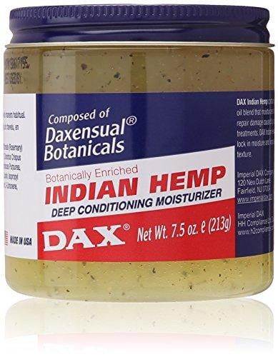 Indian Hemp Deep Conditioning Hair Moisturizer - Nature's Cosmos