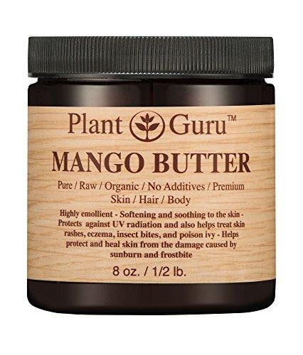 Cold Pressed Organic Mango Body & Hair Butter - Nature's Cosmos