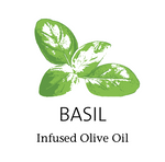 Olivia - Basil Infused Olive Oil