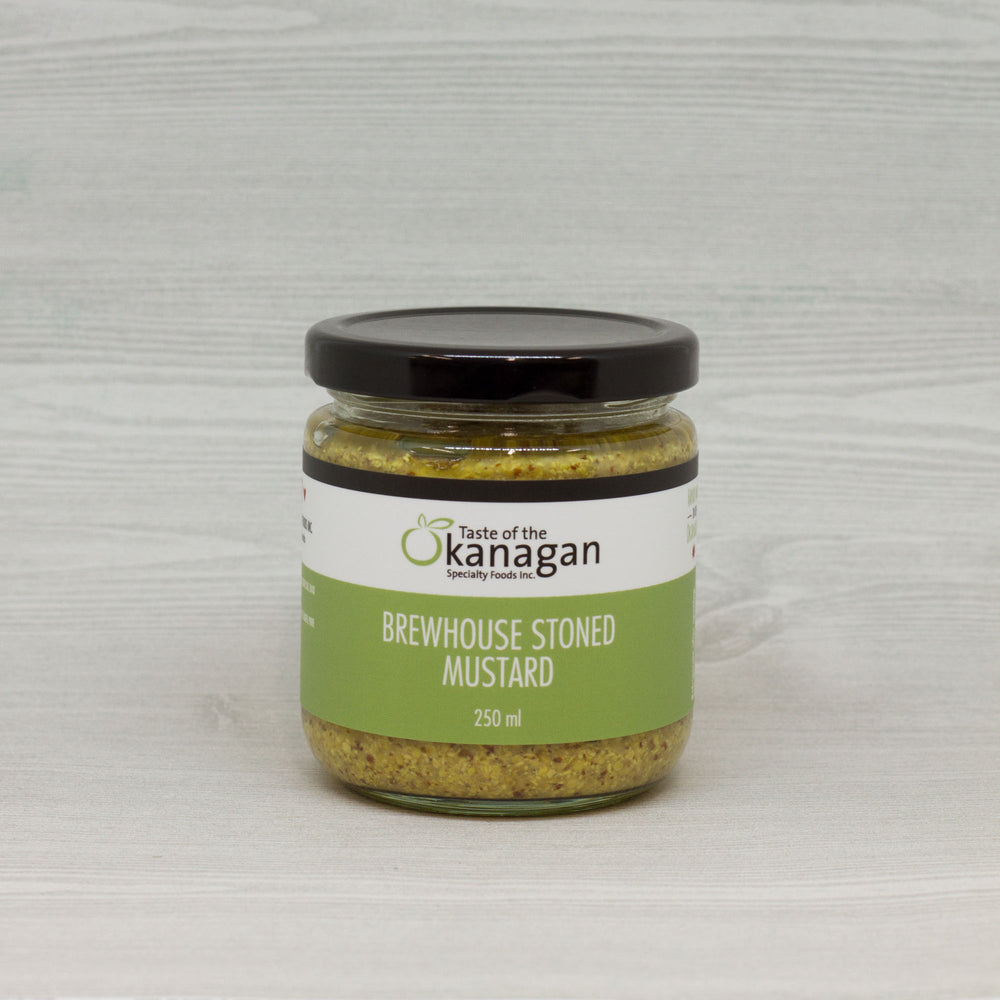 Taste - Brewhouse Stoned Mustard