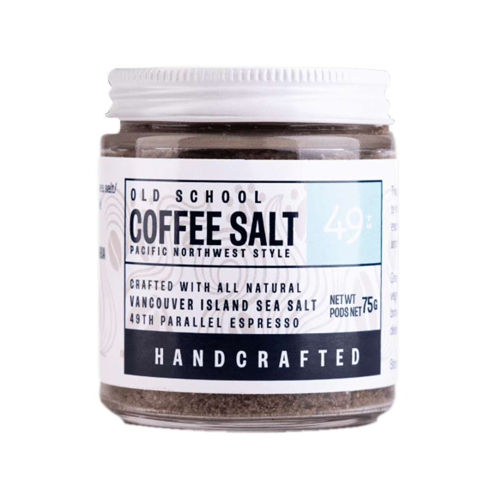 Sea Salt - Old School Coffee