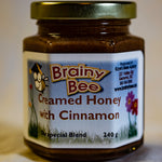 Brainy Bee - Cinnamon Honey