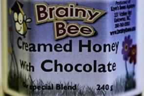 Brainy Bee - Chocolate Honey