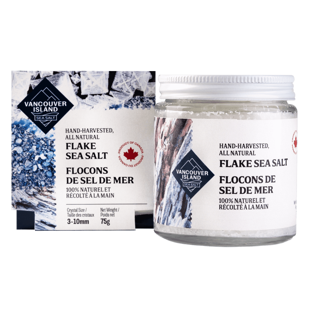 Sea Salt - Natural Flakes