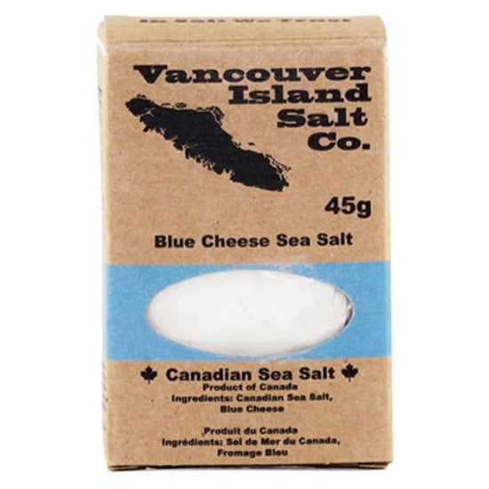 Sea Salt - Blue Cheese