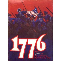 1776 The Game of the American Revolutionary War