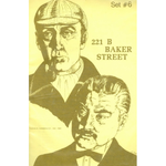 221b Baker Street: The Master Detective Game - Set #6
