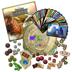 7 Wonders Babel Components