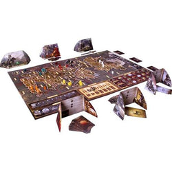 A Game of Thrones The Board Game (Second Edition) Components