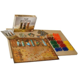 Age of Empires III The Age of Discovery Components