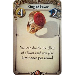 Alchemists Ring of Favor