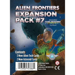 Alien Frontiers Expansion Pack #7