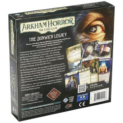 Arkham Horror The Card Game – The Dunwich Legacy Expansion Box