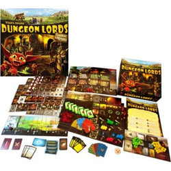 Dungeon Lords Components