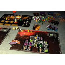 Galaxy Trucker Components