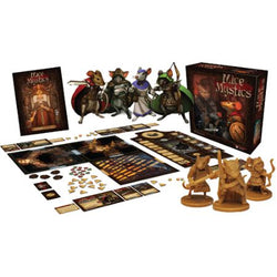 Mice and Mystics Components
