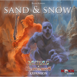 Mistfall Sand & Snow