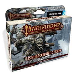 Pathfinder Adventure Card Game Rise of the Runelords – Adventure Deck 3 The Hook Mountain Massacre