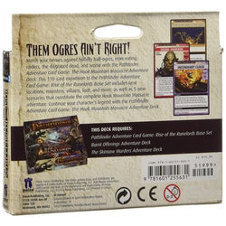 Pathfinder Adventure Card Game Rise of the Runelords – Adventure Deck 3 The Hook Mountain Massacre Box