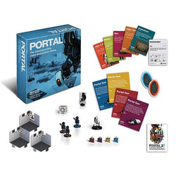 Portal The Uncooperative Cake Acquisition Game Components